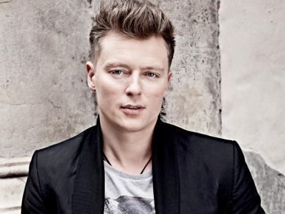 Rafał Brzozowski na Festiwalu Piosenki Polskiej