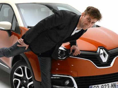 Rafał Królikowski gwiazdą lusksusowej premiery Renault