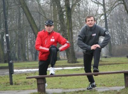 Rafał Wójcik w elicie maratonu londyńskiego