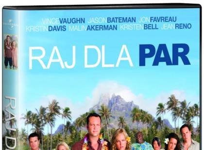 """""""Raj dla par"""" na DVD"""