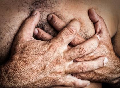 Rak piersi u mężczyzn – jak go rozpoznać?