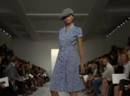 Ralph Lauren - kolekcja wiosna/lato 2010