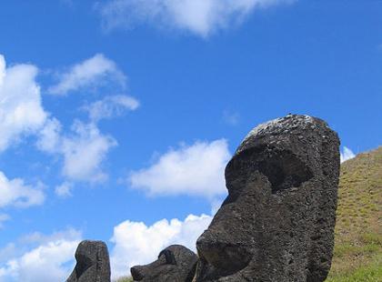 Rapa Nui - tajemnicza wyspa na końcu świata