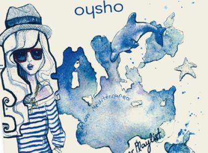 Ratuj delfiny i żółwie kupując CD w Oysho!