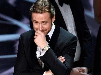 Reakcje gwiazd na największą wpadkę na Oscarach przejdą do historii. Internet szaleje