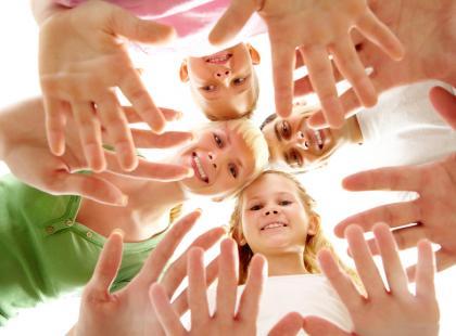 Ręce dziecka a zakażenie rotawirusem