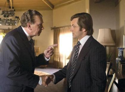 """Recenzja filmu """"Frost/Nixon"""""""