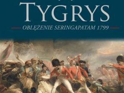 """Recenzja książki """"Tygrys"""""""