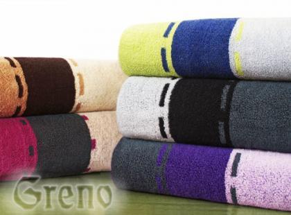 Ręczniki od Greno