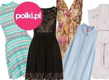 Redakcja Polki.pl wybiera wymarzone sukienki letnie