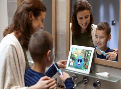 Redakcja testuje: szczoteczkę do zębów Sonicare For Kids marki Philips