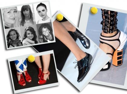Redakcja wybrała 60 ulubionych modeli butów na wiosnę 2013