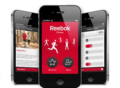 Reebok Fitness – aplikacja treningowa