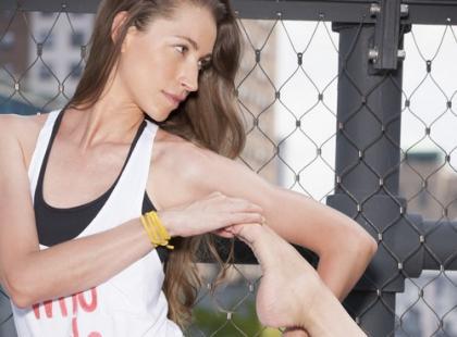 Reebok Yoga - kolekcja ubrań do jogi 2013