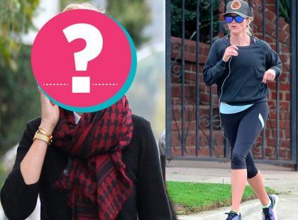 Reese Witherspoon bez makijażu!