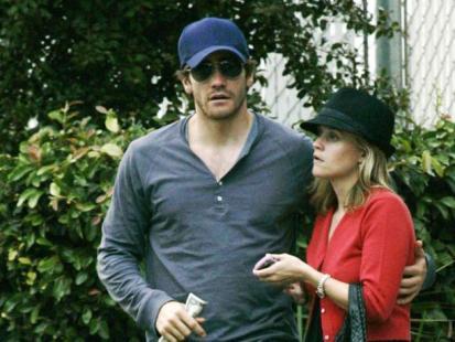 Reese Witherspoon i Jake Gyllenhaal zaręczyli się