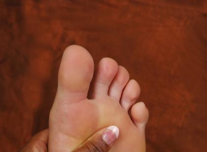 Refleksologia, czyli masaż stóp