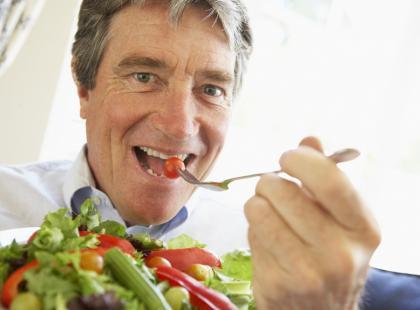 Regularność w diecie seniora