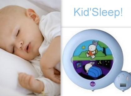 Regulator snu dziecka - Kid'Sleep!