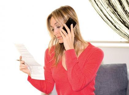 Reklamacja rachunku telefonicznego