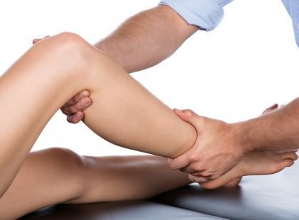 Rekonstrukcja więzadła ACL – kiedy osiąga się pełen wyprost nogi?