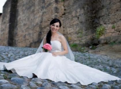 Rekordowa suknia ślubna