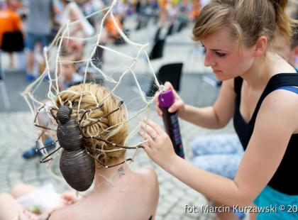 Relacja z festiwalu najmodniejszych fryzur!