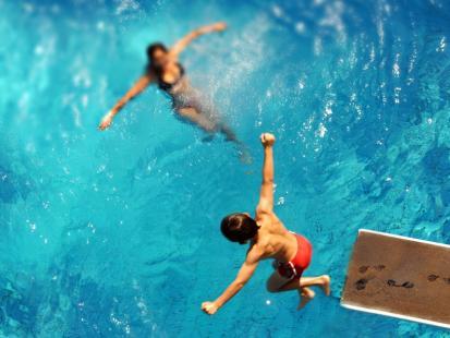 Relacja z mistrzostw Leisure Diving Cup Sopot