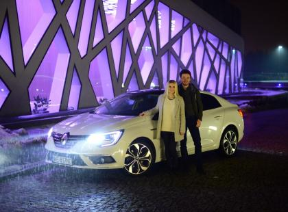 Relacja z romantycznego wyjazdu Renault!