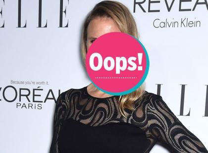 Renee Zellweger nie do poznania! Co ona sobie zrobiła z twarzą?