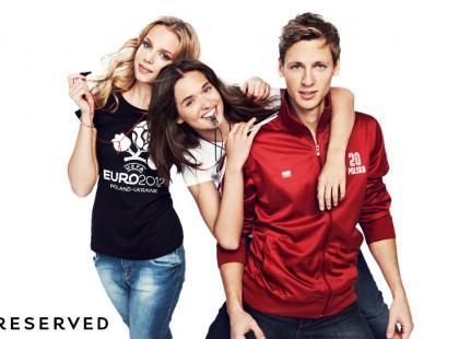 Reserved - kolekcja Euro 2012