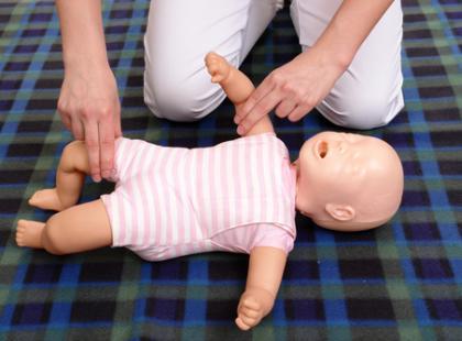 Resuscytacja niemowlęcia i małego dziecka