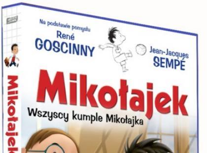 """Rewelacja - animowany """"Mikołajek"""" już na DVD!"""