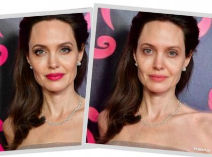 Rewolucja! Aplikacja usunęła makijaż z twarzy celebrytek. Zobaczcie, jak wyglądają!