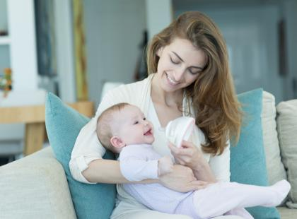Rewolucja w karmieniu niemowląt! Przetestuj 1 z 30 butelek Nanobébé