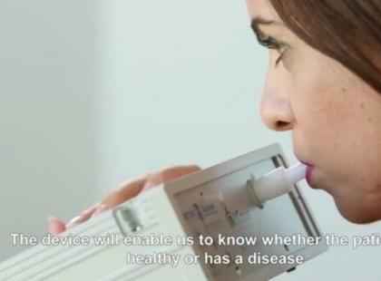Rewolucja w medycynie? Chuchnij i sprawdź, czy masz raka!
