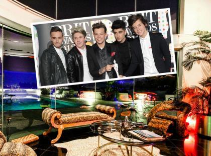 Rezydencja One Direction