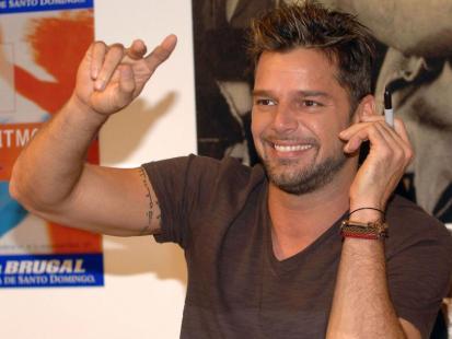 Ricky Martin: Jestem ojcem