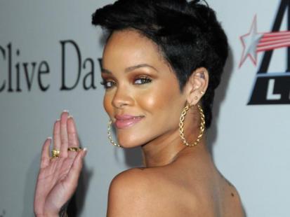 Rihanna ma wsparcie