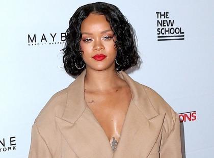 Rihanna przytyła 15 kilogramów? Jedni gratulują ciąży, inni się martwią, a jeszcze inni... hejtują!