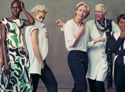 Rita Ora, Emma Thompson i Annie Lenox w kampanii Marks & Spencer