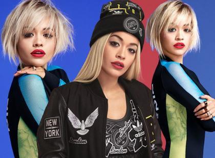 Rita Ora i jej szałowa kolekcja dla adidas Originals