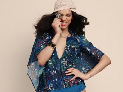 River Island - lookbook na lato 2011