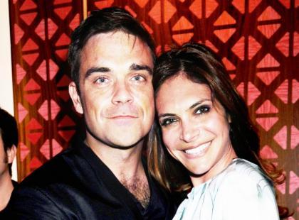 Robbie Williams marzy o córce!