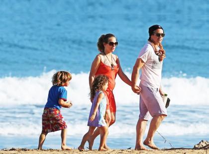 Robert Downey Jr. i Susan Downey - Siła miłości