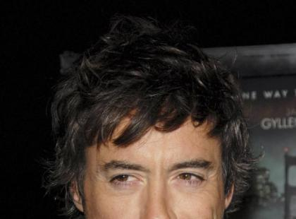 Robert Downey Jr. romansuje na planie