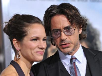 Robert Downey Jr. - Z miłości do Susan