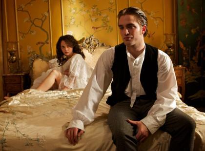 Robert Pattinson jako Uwodziciel