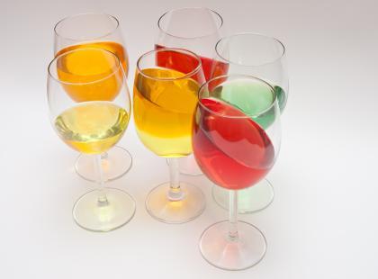Robimy galaretki z wina