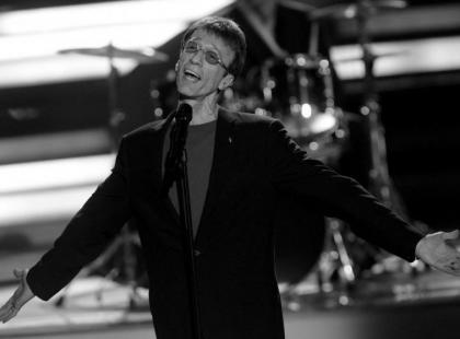 Robin Gibb z zespołu Bee Gees nie żyje